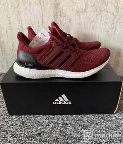 Adidas UltraBoost Burgundy LTD (US 8)