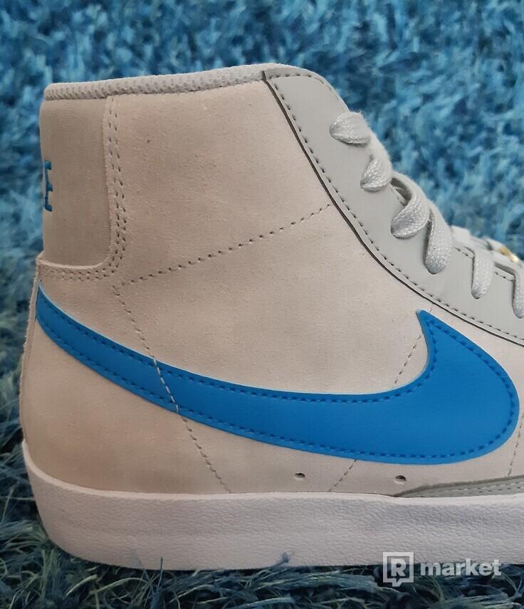 Nike blazers mid 77 Grey fog