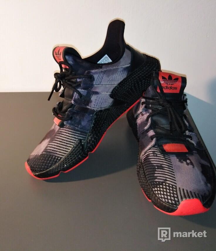 Adidas Prophere čierno červene
