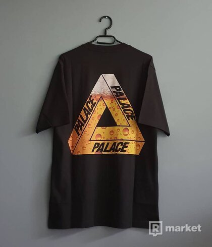 "Palace ""Tri-Lager Tee Black"""