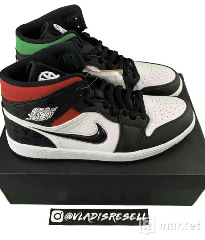 Air Jordan 1 Mid Quai54
