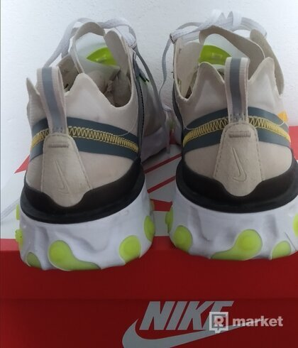 Nike React 87 light orewood