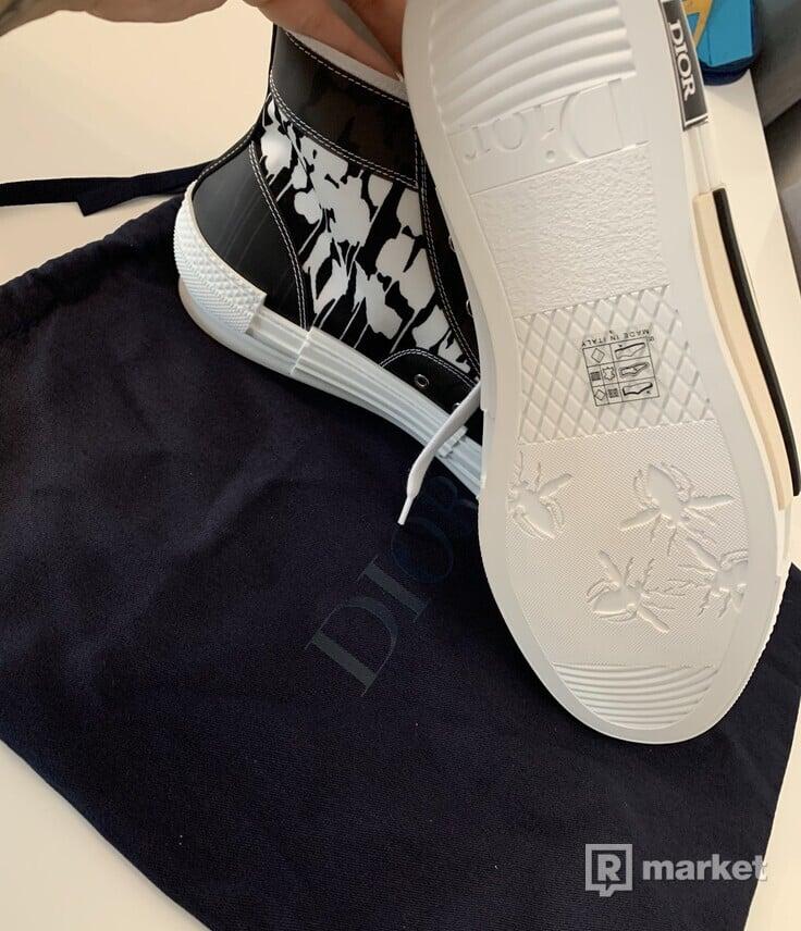 Dior B23 high trainers