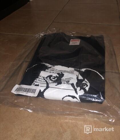 Supreme Pitbull tričko Navy