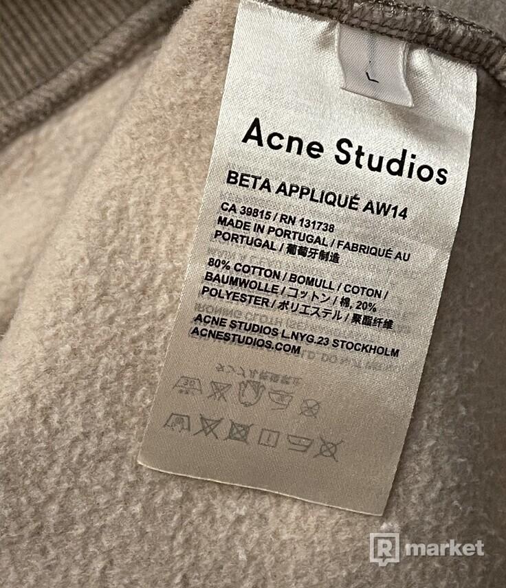 Acne Studios mikina