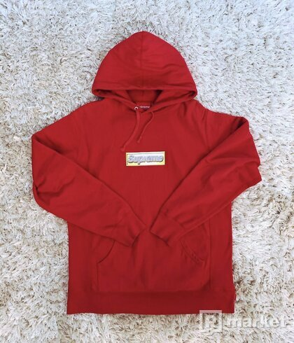 Supreme bling box logo