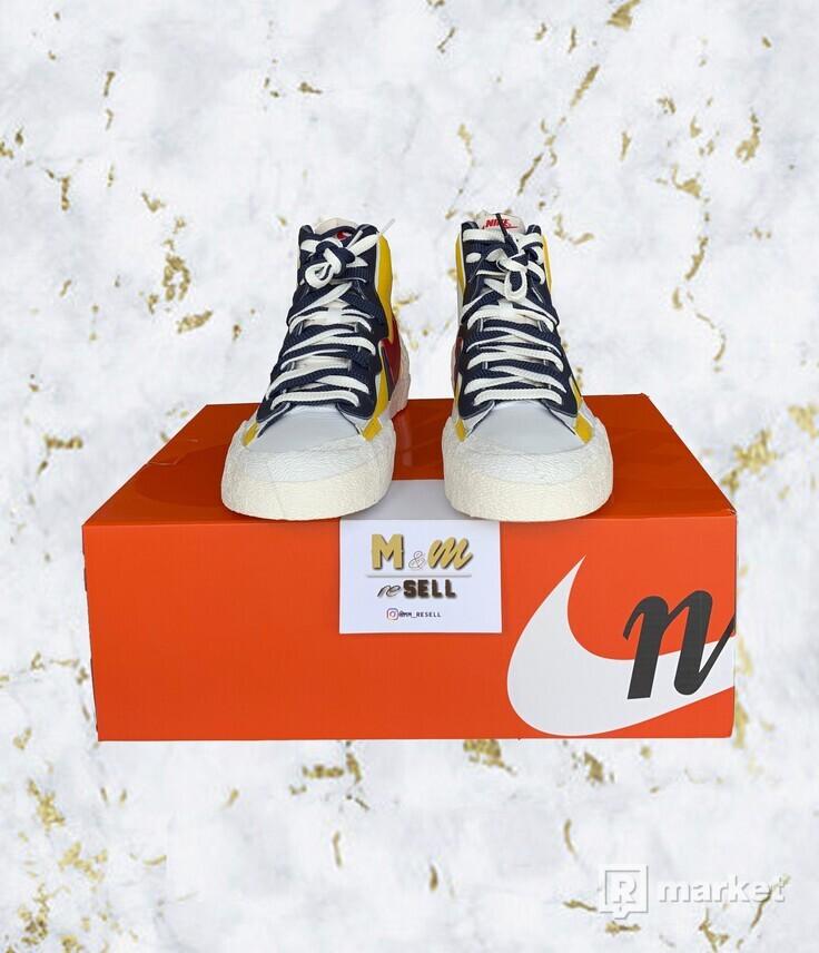 Nike x Sacai Blazer Maive