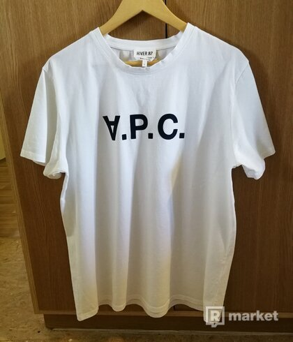 A.P.C. VPC tee, velikost L