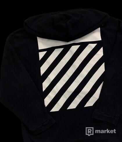 Off white Nebraska hoodie