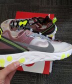 Nike React Element 87 Desert US 10,5