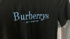 Burberry tee