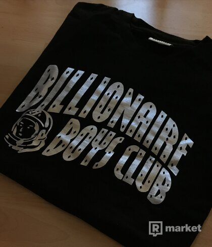 "Billionaire Boys Club ""BBC"" Tee Black"
