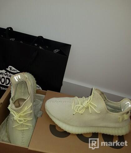 Adidas Yeezy Boost 350 Butter