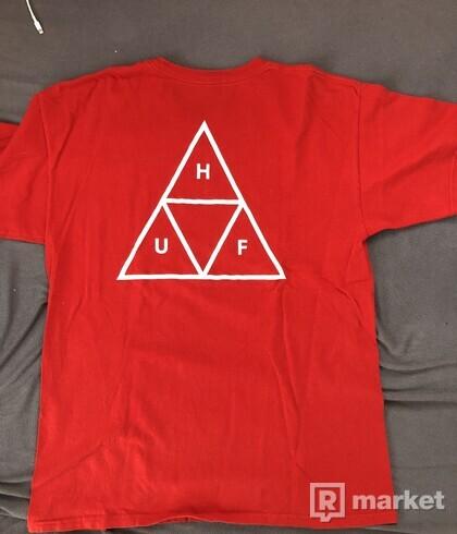 HUF essentials TT (red)