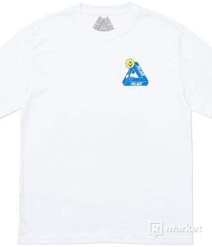 Palace Tri-Smiler T-Shirt White