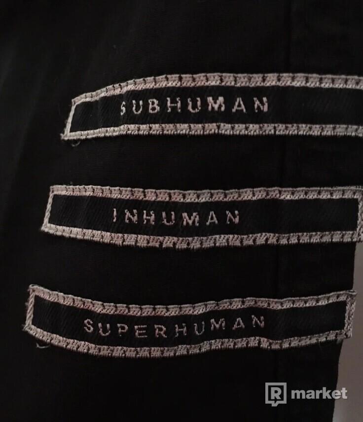 Rick Owens Subhuman Pants