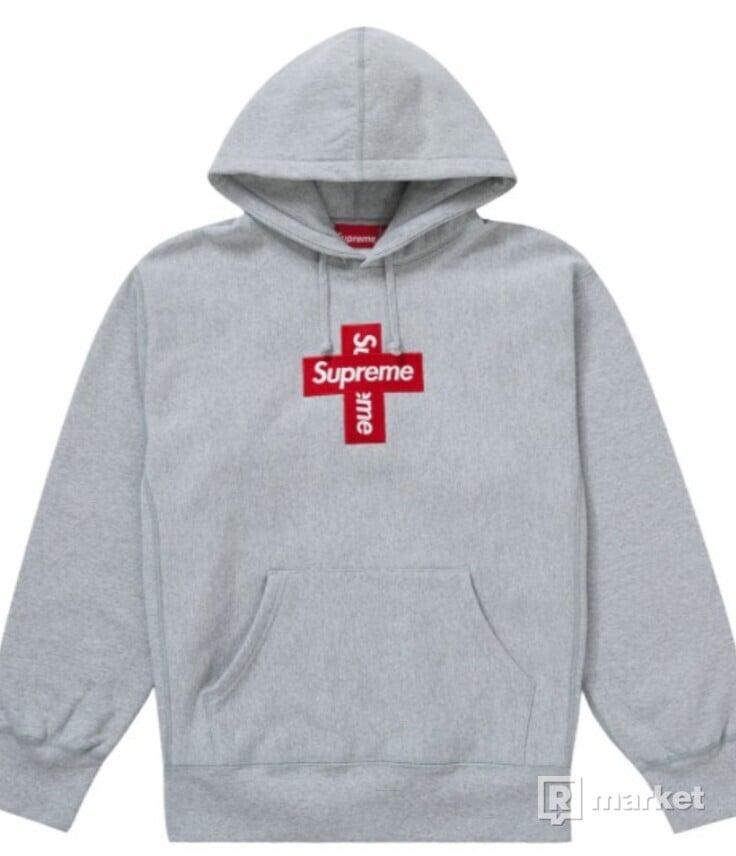 supreme cross bogo grey