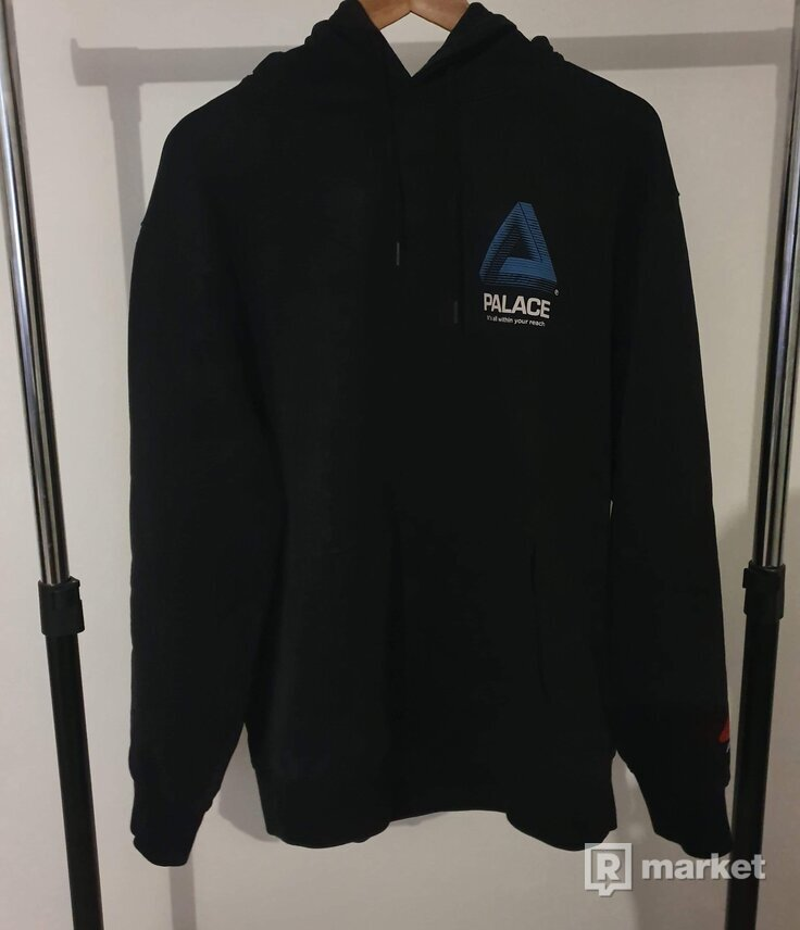 Palace C-ARD Hood Black