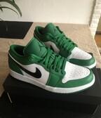 """Air Jordan 1 Low """"Pine Green"""""""