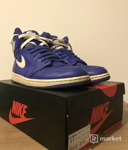 Nike Air Jordan 1 Hi Hyper Royal
