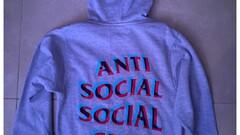 ASSC I'm Good grey hoodie