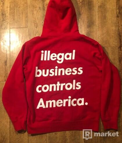 Supreme Illegal Business Controls America