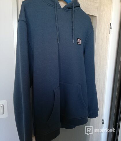 Independent Blue Hoodie- size M
