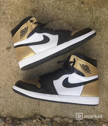 Jordan 1 GOLD