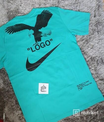 """""""Off White"""" X Nike NRG Tee"""