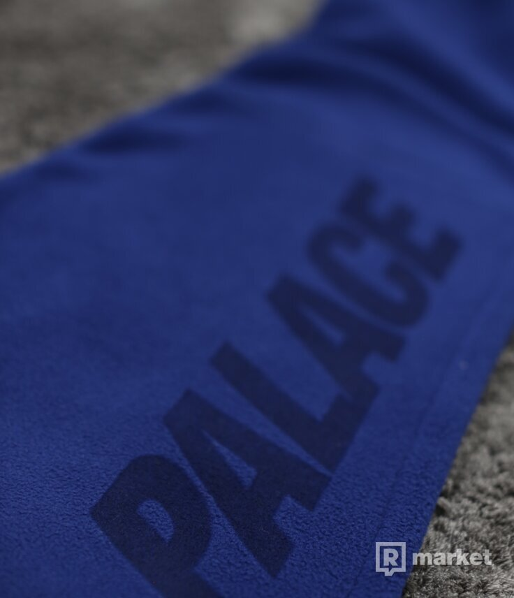 Palace Polartec Fleece Laser Joggers Navy
