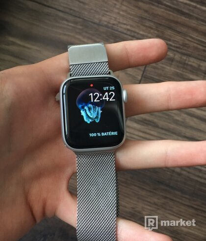 Originálny Apple Watch Milanese Loop remienok