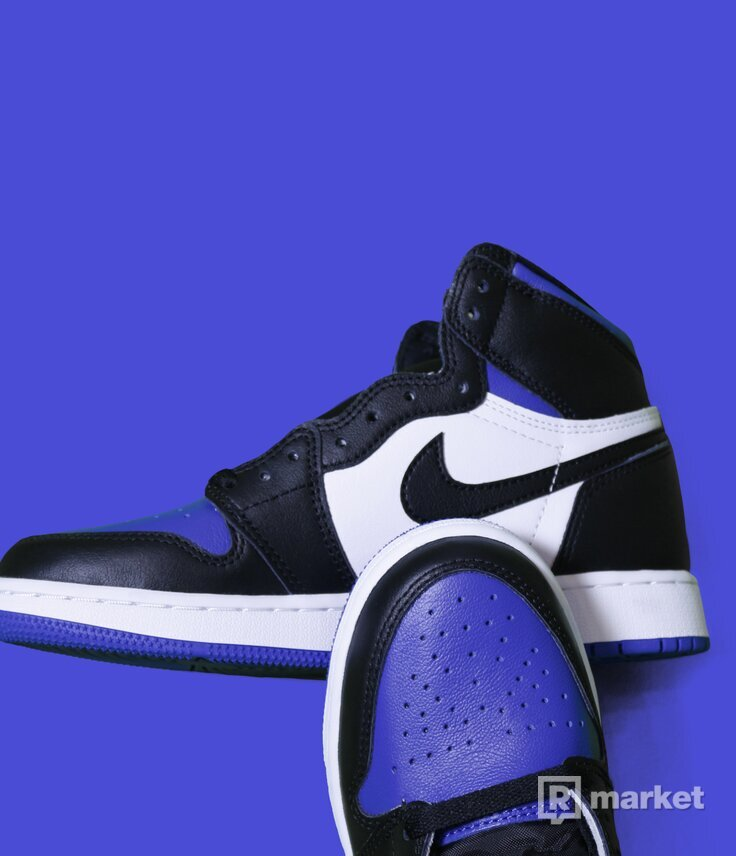Air Jordan 1 Royal Toe