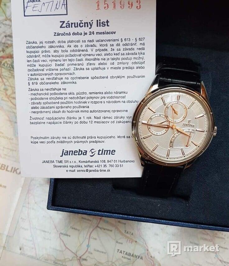 Festina hodinky