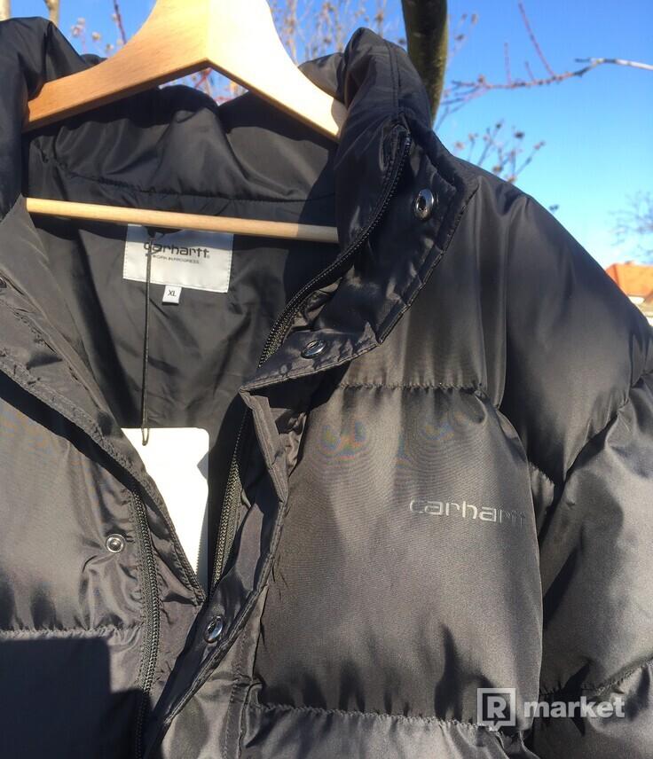 Carhartt puffer jacket winter