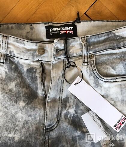 Bleach jeans SS19
