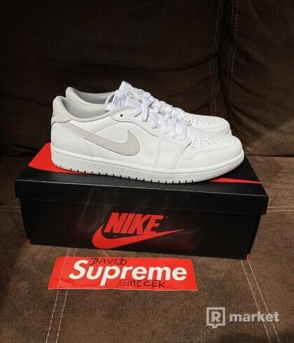 Nike Air Jordan 1 Low OG Neutral Grey