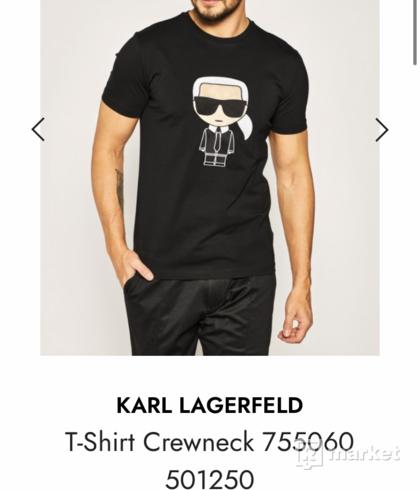 Karl Lagerfeld tee