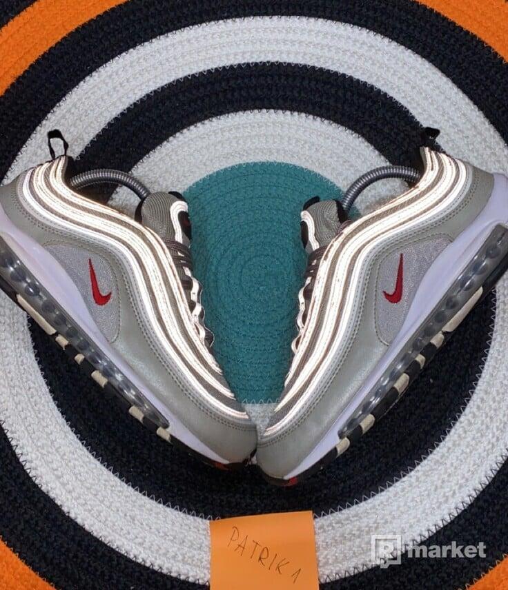 Nike 97 silver bullet