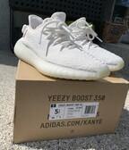 Adidas Yeezy boost Cream white/ Triple white