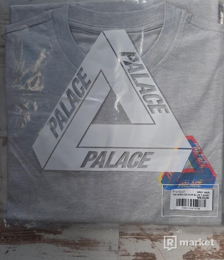 Palace tri-ferg colour blur tees