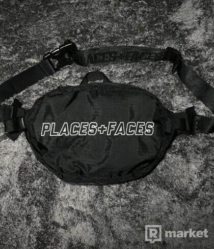 Places + Faces Waist Bag Black