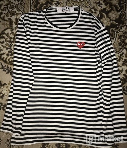 Comme Des Garcons Longsleeve tee