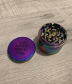 Anti Social Social Club Coffee Bean Titanium Grinder