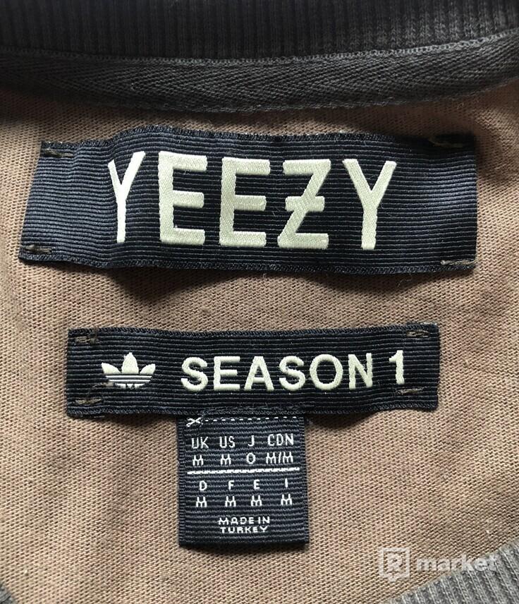Yeezy Season 1 Camo boxy tee