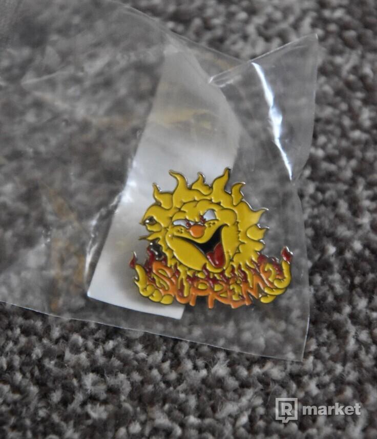 Supreme Sun Pin