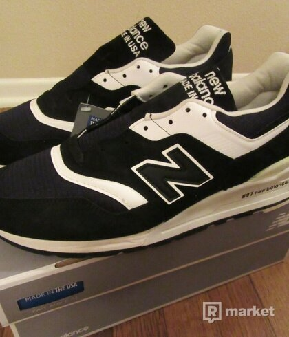 New Balance M997BBK, Made in US