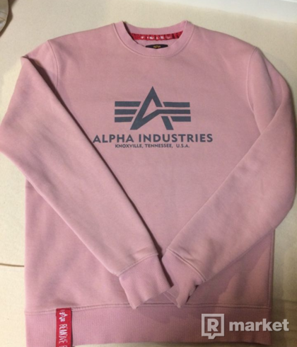Alpha Industries Crewneck