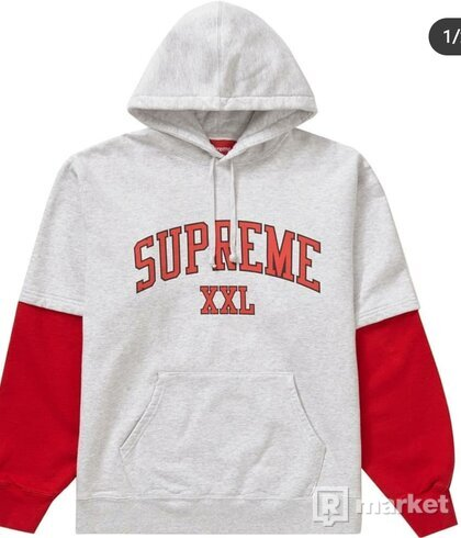 Supreme XXL Hooded Sweatshirt