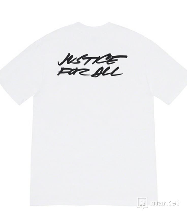 Supreme Futura Logo tee,tričko