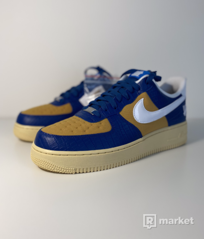 NIKE X UNDEFEATED AIR FORCE 1 LOW SP '5 ON IT'